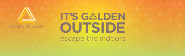 It's Golden Outside - Escape the Indoors
