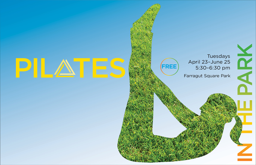 Pilates in the Park is Back!