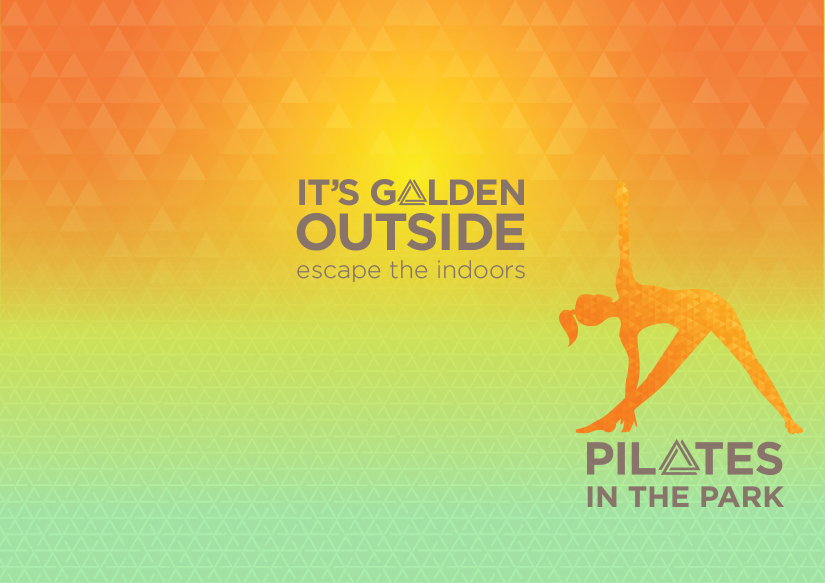 """PAST: PILATES + YOGA: The Final Free Class in the """"Pilates in the Park"""" series will be Yogalates on TUES, Sept 29 in Farragut Square from 5:30pm - 6:30pm, Thanks to Golden Triangle BID for this series!"""