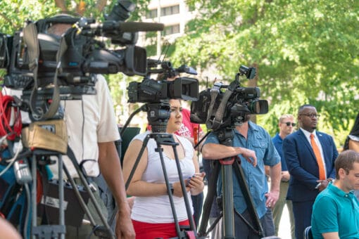 media video cameras